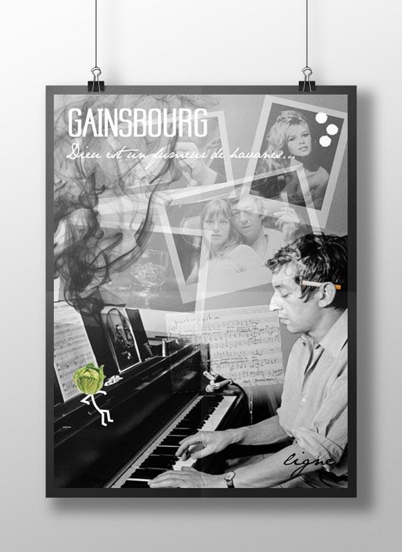 graphiste-guerande-saint-nazaire-la-baule-44-affiche-gainsbourg.
