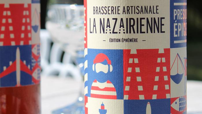 graphiste-saint-nazaire-la-baule-guerande-herbignac-44-illustration-brasserie-la-nazairienne-etiquette-ephemere